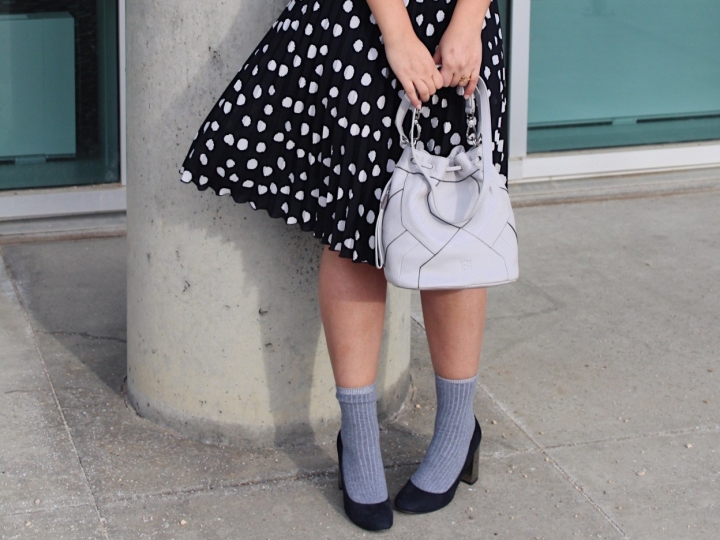 Socks and Polka Dots