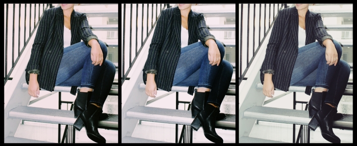 Back to Basics: Blazer and Boots