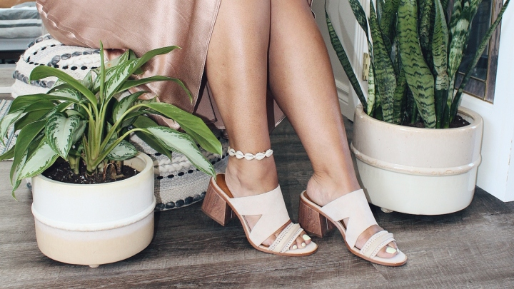The 'It' Accessory for the Summer: The Anklet